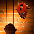 Hoist For Lifting Heavy Weight by Dirk Ercken