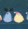 Holiday Birds by Natasha Denger
