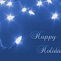 Holiday Card I by Kristie  Bonnewell