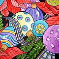 Holiday Decorations by Leslie Gwynn