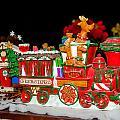 Holiday Express by Melinda Ledsome