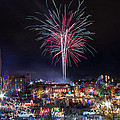 Holiday Fireworks by Jason Chacon