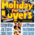 Holiday For Lovers, Us Poster Art by Everett