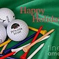 Holiday Golf by Mary Deal