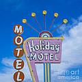 Holiday Motel by Nina Prommer