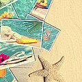 Holiday Postcards by Amanda Elwell