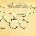 Holland Submarine Patent  Art 1902 by Ian Monk
