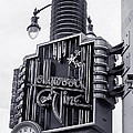 Hollywood Landmarks - Hollywood And Vine Sign by Art Block Collections