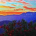 Hollywood Sunset by James Markey