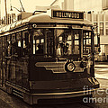 Hollywood Trolley by Tommy Anderson