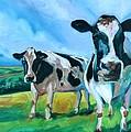 Holstein Amoogos by Donna Tuten