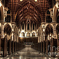 Holy Name Cathedral by Steven K Sembach