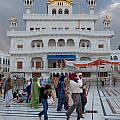 Holy Place by Devinder Sangha