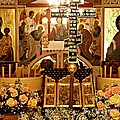 Holy Saturday At St Mary Magdalen Church 2 by Sarah Loft