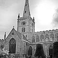 Holy Trinity Church Stratford Upon Avon by Terri Waters