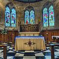 Holy Trinity by Ian Mitchell