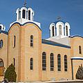 Holy Trinity Orthodox Christian Church by Fran Riley