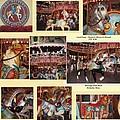 Holyoke Carousel Collage by Barbara McDevitt