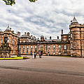 Holyrood Palace by Leon Roland
