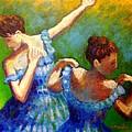 Homage To Degas by John  Nolan