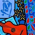 Homage To Matisse I  by John Nolan