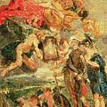 Homage To Rubens by Ignace Henri Jean Fantin-Latour