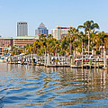 Home And Water And City by John M Bailey