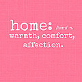 Home by Chastity Hoff