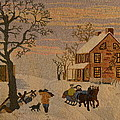 Home For The Holidays by Marjorie Tietjen