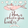 Home Is Where Your Heart Is - Stylish by Smilewithjul