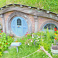 Home Of Hobbiton 1 by Jeelan Clark