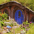 Home Of Hobbiton 2 by Jeelan Clark