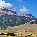 Home On The Range - A Westcliffe Ranch by Gary Benson