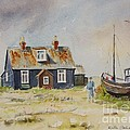 Home Sweet Home Dungeness by Beatrice Cloake