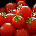 Homegrown Tomatoes by Rona Black