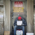 Homeless In The Usa by Thomas Woolworth