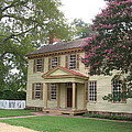 Homestead In Colonial Williamsburg by Christiane Schulze Art And Photography