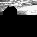 Homestead Series In Silhouette by Cathy Anderson