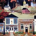 Hometown America by Catherine Holman