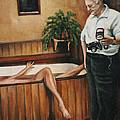 Homicide Photographer  by Melinda Saminski