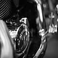 Honda Chrome by Linda Unger