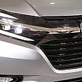 Honda Closeup by Valentino Visentini