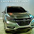 Honda Urban Suv Concept  2 by Rachel Cohen