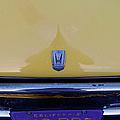 Honda Z600 Hood Medallion by Paulette B Wright