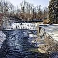 Honeoye Falls by Keith Hutchings