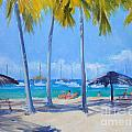 Honey Moon Beach Day by Candace Lovely