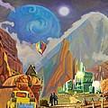 Honeymoon In Oz by Art West