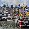 Honfleur Holiday by Elvis Vaughn