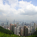 Hong Kong Above And Below by Jenny Setchell