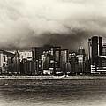 Hong Kong Bay by Nicola Hubbard